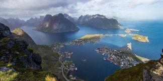 Klettern in Norwegen - © Frieda Knorke