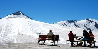 Caldo record: stop temporaneo allo sci estivo sullo Stelvio