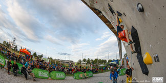 Deutscher Leadcup 2015 | München - ©DAV | Marco Kost (Mountains and More)