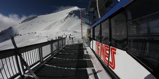 Eerste skistations openen de deuren - ©OT de Tignes