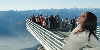 Kde sa dá lyžovať aj v lete? Na ľadovcoch zima nekončí... ©Dachstein