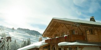 Ski-In, Ski-Out Bucket List Lodging - ©Hôtel Les Cimes
