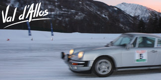 13e Rallye Hivernal Classic - ©Office de Tourisme du Val d'Allos