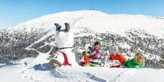 Zima v Korutánsku: Nezabudnuteľná rodinná dovolenka na slnečnej strane Álp - ©Franz Gerdl