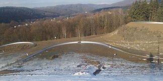 V Hlubočkách je zábava i bez sněhu: Bobová dráha je stále v provozu ©Stojmenov Michal