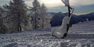 Dove ha nevicato? Webcam in tempo reale sulle piste - ©Sciovie Domobianca Facebook