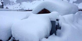 Dove ha nevicato? Webcam in tempo reale sulle piste - ©Mottolino Fun Mountain Facebook