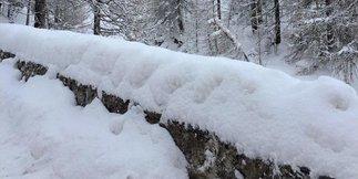 Wreszcie silne opady śniegu we Włoszech: warunki na stokach są znakomite! - ©Livigno Mottolino Fun Mountain Facebook
