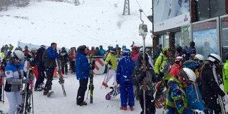 Situazione meteo e neve per il weekend (6-7 Febbraio) - ©Mottolino Fun Mountain Facebook