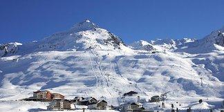 Najvyššie položené lyžiarske strediská v Európe