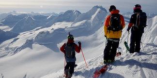 Sam Smoothy, Wille Lindberg und Jérémie Heitz in Alaska - ©Martin Winkler | Zero Division