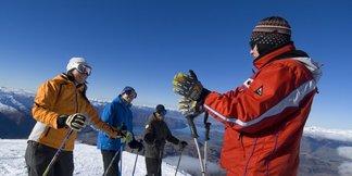 Skiën of snowboarden voor beginners - ©Treble Cone Images