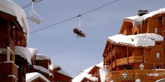 Dach Alp - najwyżej położone ośrodki narciarskie Europy - ©OT Val Thorens/M.Berenguer