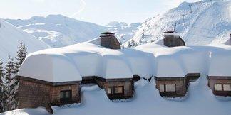 Uwaga: nadchodzi śnieg i mróz! Także w Polsce! - ©Avoriaz facebook