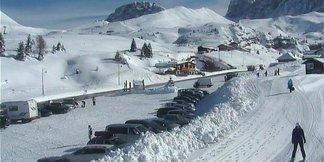 Neve e sole sulle piste: webcam in diretta! - ©Val di Fiemme webcam