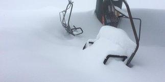 130cm śniegu w jeden dzień w Mondole Ski w Piemoncie! - ©Prato Nevoso Ski Facebook