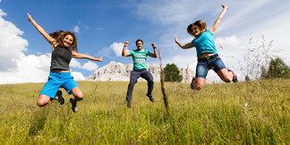 Sport & adrenalina: gli ingredienti dell'estate in Alta Badia - ©Consorzio Turistico Alta Badia