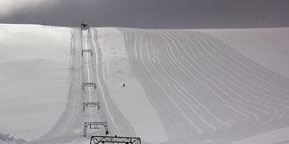 Ti meter snø på Fonna - ©Ole Vidar Søviknes