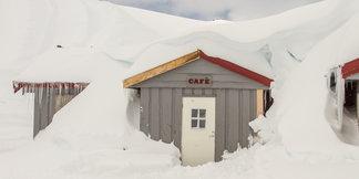 10 metri di neve sul Ghiacciaio Folgefonna (Norvegia) - ©Jan Petter Svendal