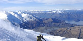 The 8 Best Ski Resorts in Australia & New Zealand ©Treble Cone