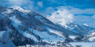 Największe ośrodki Austrii: 3 - Saalbach Hinterglemm Leogang Fieberbrunn