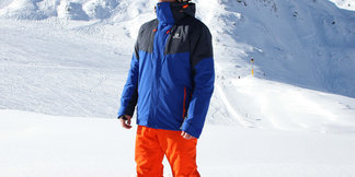 Im Test: Salomon Icerocket Jacket - ©Skiinfo