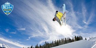 Best Park & Pipe for 2016: Breckenridge ©Breckenridge Ski Resort