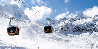 Videoserie aus Tirol: Die spektakulärsten Gondelbahnen - ©Stubaier Gletscher