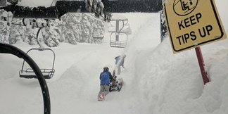 Photo Gallery: Favorite Pics from JanuBURIED - ©Homewood Mountain Resort