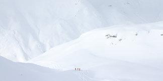 Idealne warunki do freeridu w Arlbergu - ©Skiinfo