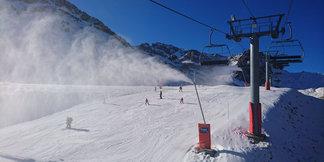 Grand Tourmalet : Des conditions de ski qui s'améliorent ©Grand Tourmalet