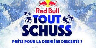 Le Red Bull Tout Schuss débarque à Gourette