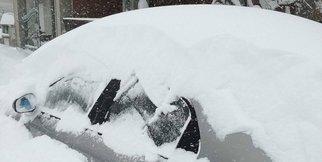 Eccezionale nevicata in Sardegna! - ©Sardegna Live Facebook - Foto di Raffaele Nieddu