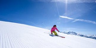 Excellentes conditions de ski à la Rosière ©Rosière - Espace San Bernardo