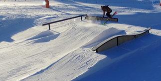 Wielki snow park w Dwóch Dolinach otwarty! - ©Paweł Klimek