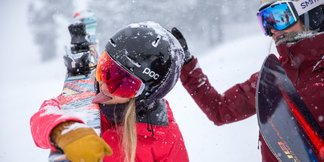 Top Ski Resorts for Holiday Snow ©Squaw Valley / Alpine Meadows