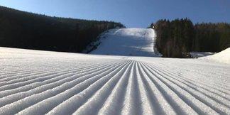6 míst v Čechách, kde se v dubnu ještě lyžuje ©facebook Skiareál Špindlerův Mlýn