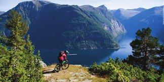 Genieten van de Noorse natuur