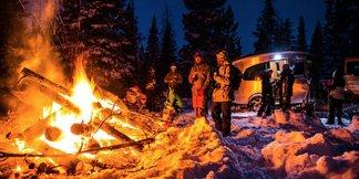 Best Winter Ski Vans & Travel Trailers ©Airstream
