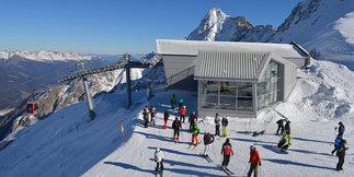 Pontedilegno-Tonale: apre il nuovo rifugio a 3000 mt! - ©Pontedilegnotonale.com