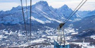 Cortina: weekend di Coppa del Mondo di Sci alpino Femminile ©Freccianelcielo.com