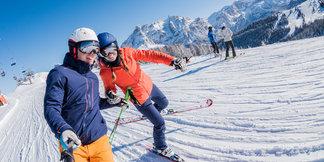 Sezon w Dolomiti Superski otwarty: od soboty rusza 10 stacji ©©Dolomiti Superski www.wisthaler.com