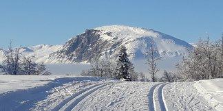 Over 1200 kilometer preparerte langrennsspor i Hallingdal  ©Hemsedal Utmarksservice