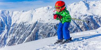 Ako správne vybrať dĺžku lyží pre deti? ©Max Topchii - Fotolia.com
