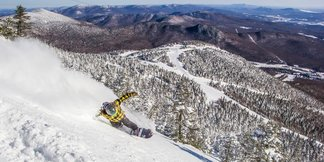 Snowiest Resort of the Week: 3.18-3.24 ©Jay Peak