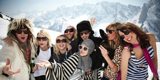 Snowbombing Gets Altitude - ©Mayrhofen
