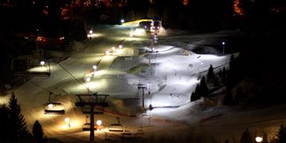 Ski Sunset: Sciare al tramonto e in notturna sul Monte Bondone - ©Monte Bondone Facebook