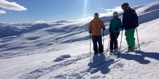Mest snø i Myrkdalen - ©Myrkdalen
