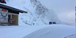 Start in den März mit ordentlich Neuschnee! - ©Facebook Zur Berghex