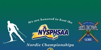 NYSPHSAA Nordic Championships ©We're honored to be hosting these races at the Ski Bowl!